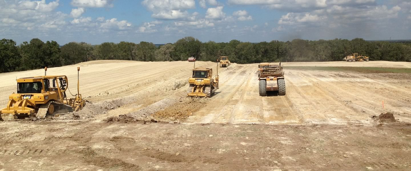 Excavation and Dirt Company in Texas