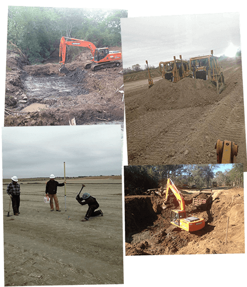 dirt work services
